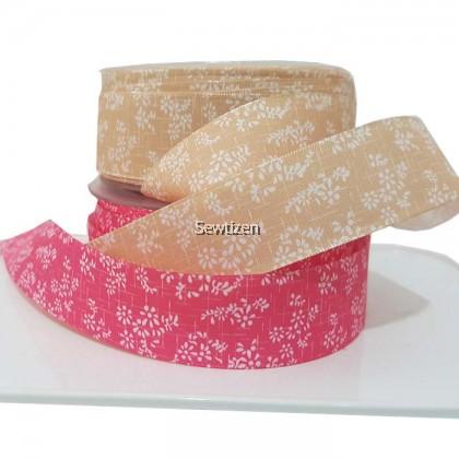 Premium Satin Ribbon 25mm - Craft Ribbon